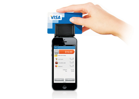 Mobile credit card terminals