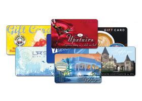 credit card terminals - gift card and loyalty programs
