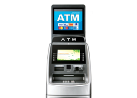 credit card terminals - ATM