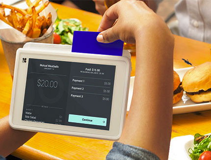 Restaurant Credit Card Processing Services Reliance Star